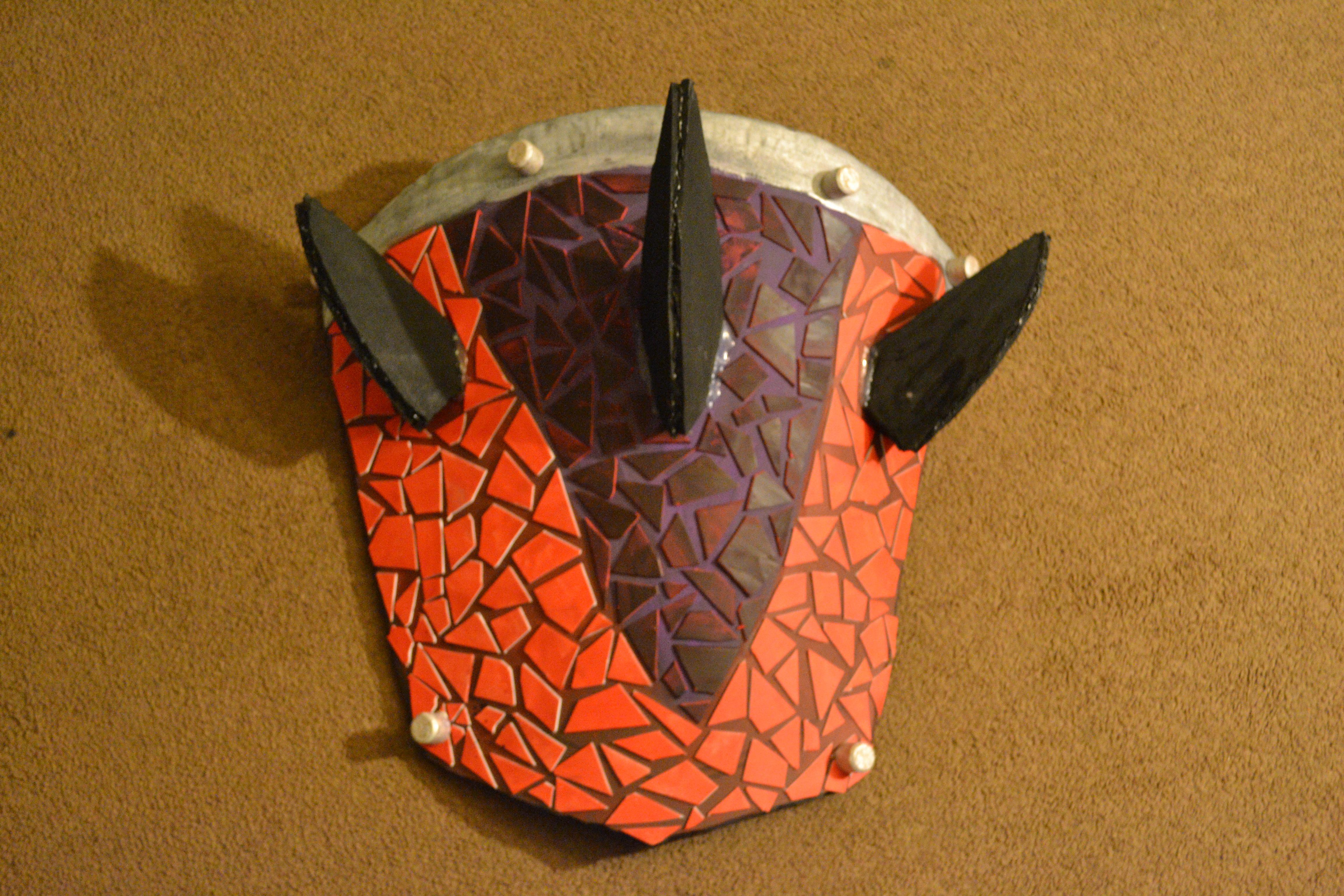 Picture of Monster Hunter Inspired Shield