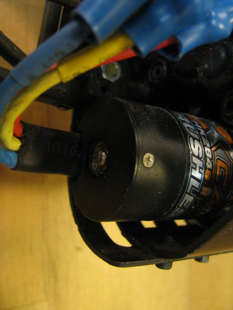 Motors, Propellers and Gears