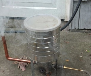 Miss Betsy's Cold Smoke Generator