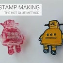 Hot Glue Stamp