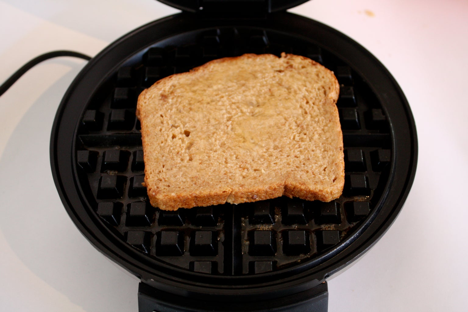 Warm Up Your Waffle Maker