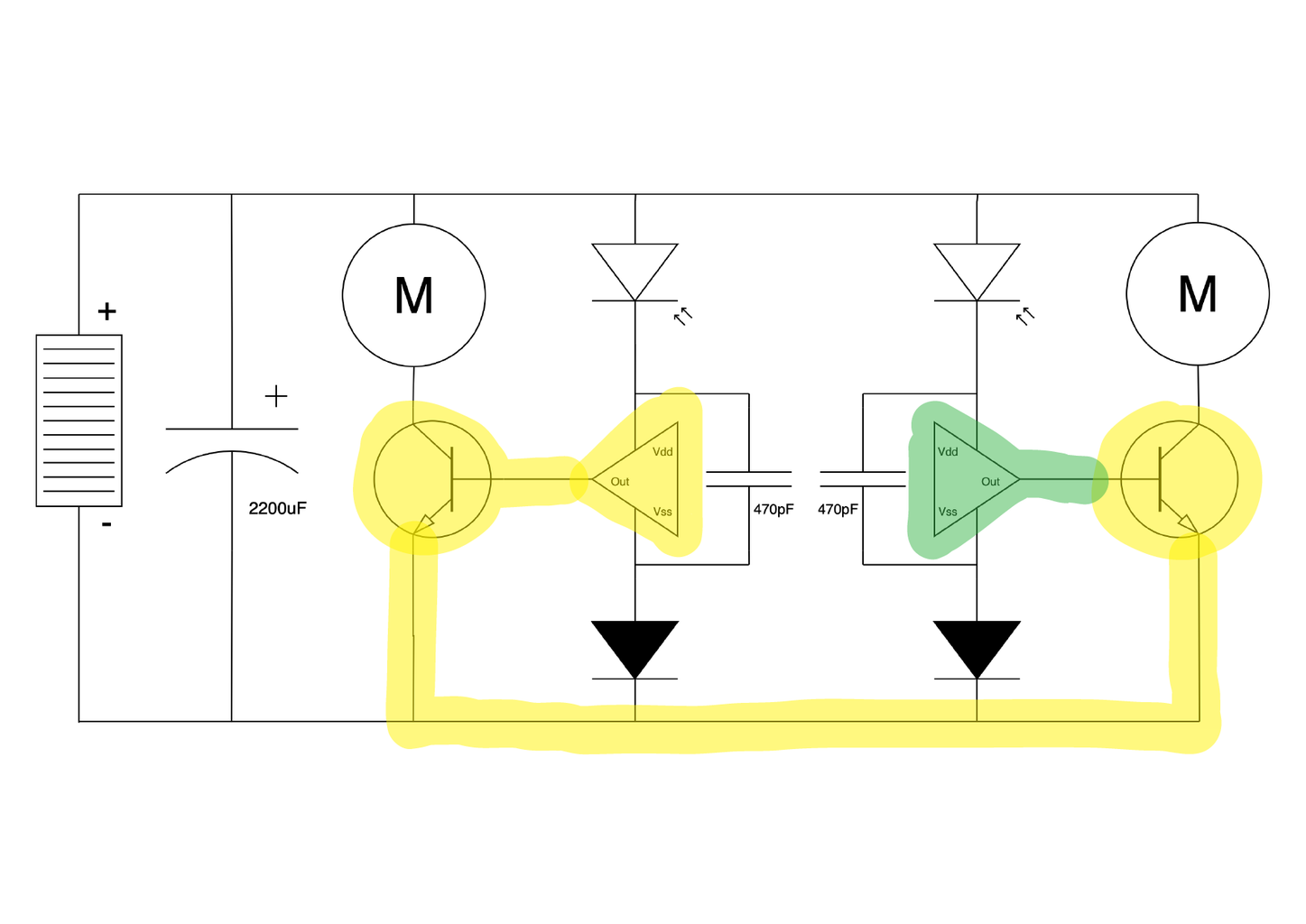 Freeforming the Circuit 4: Second MCP112 190