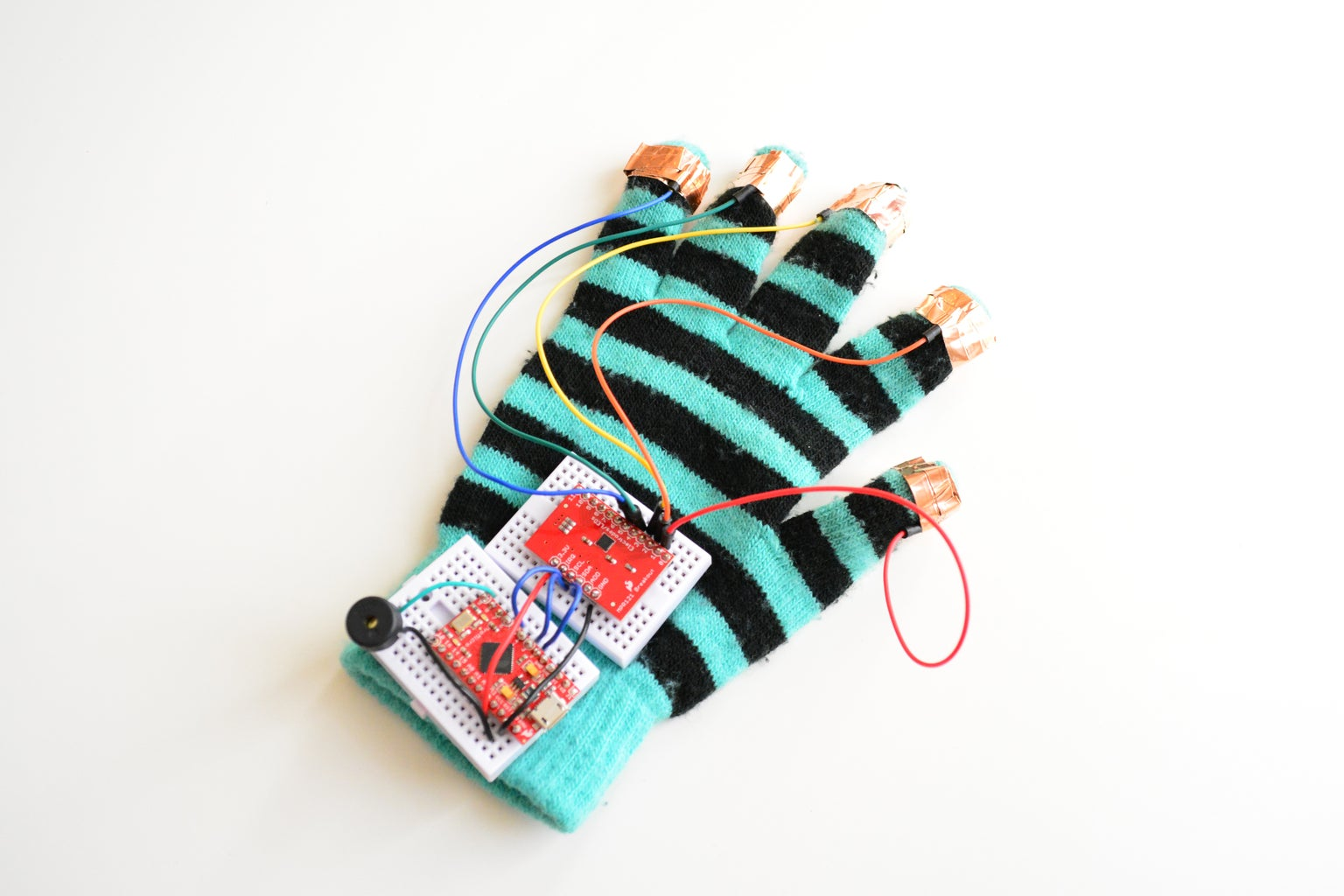 The SomaPhonic Glove