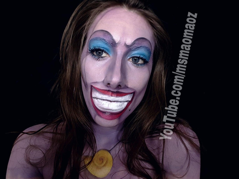 Ursula Face Paint