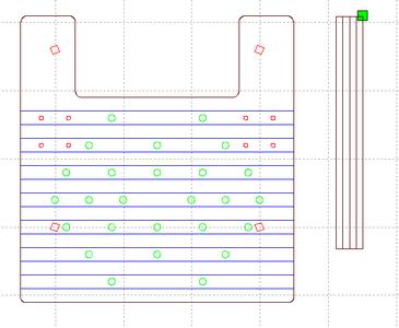 Creating the LED and Sensor Matrix