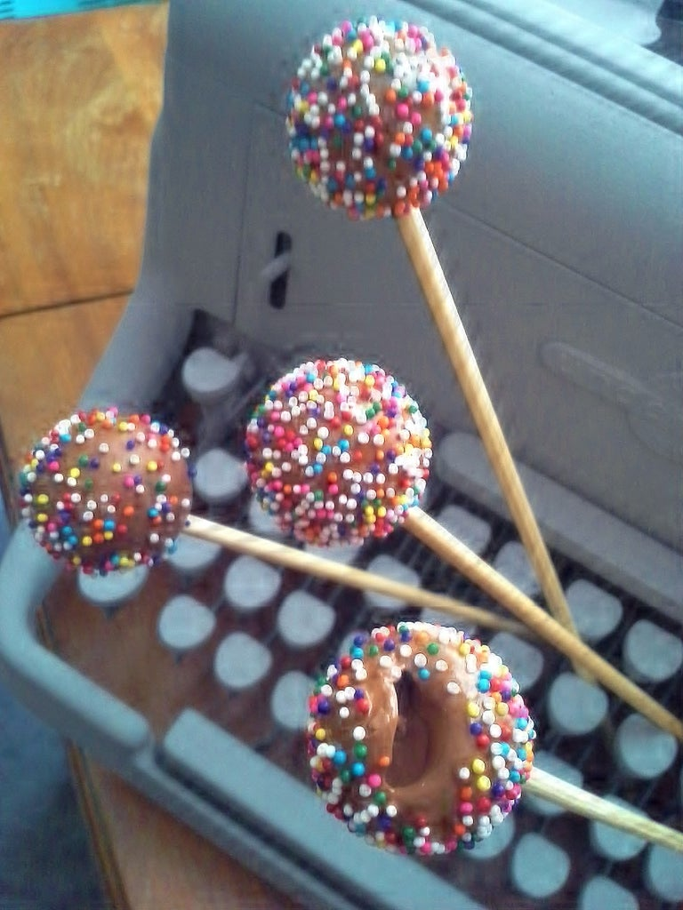 Skewer, Heat, and Decorate