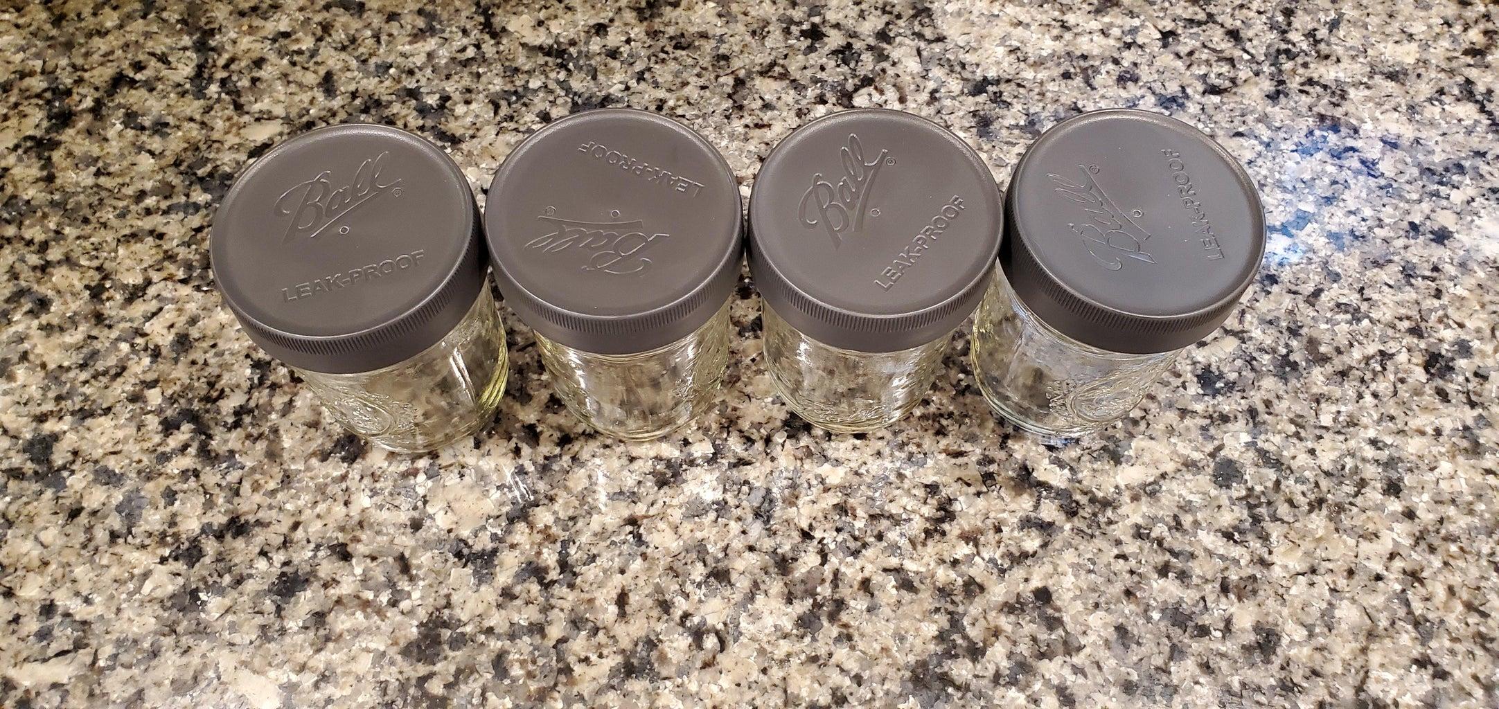 Preparing Jars