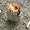Tin Can Camping Stove