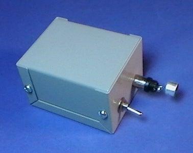 Condenser Microphone Power Supply