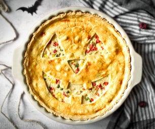 Halloween Pot Pie