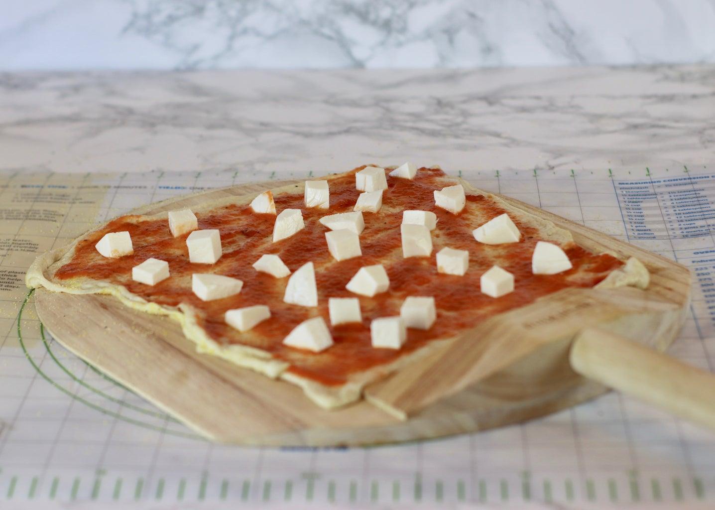 Recipe 3 - Margherita Pizza