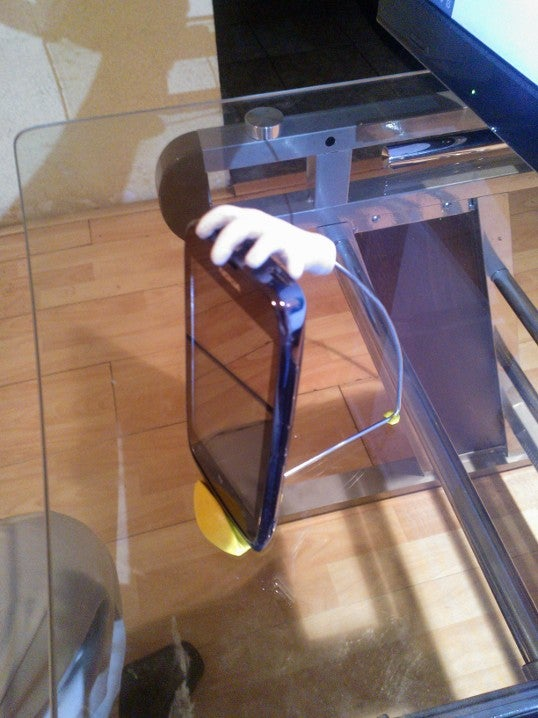A CELL PHONE HAND SUPPORT