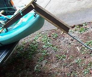 Sit on Kayak Pedal System