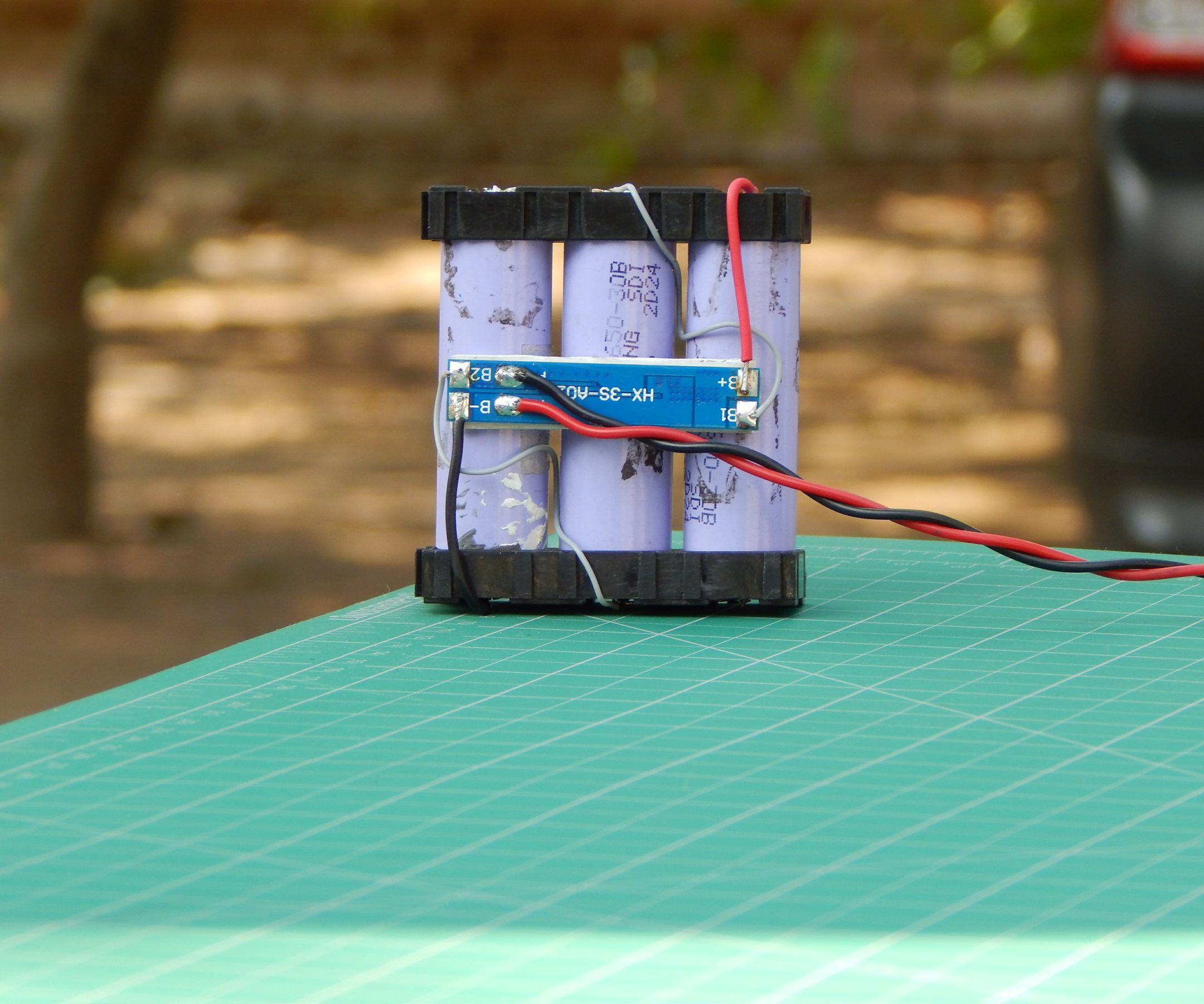 How To Make a 3S 18650 Battery Pack