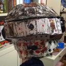 Daft Punk Card Helmet