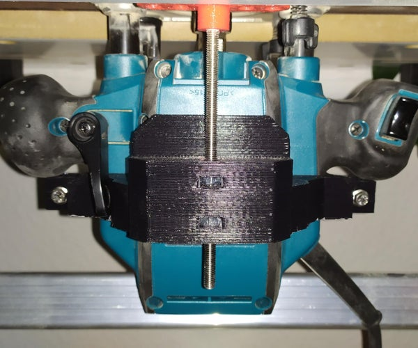 Makita RP0900 Router Accessories