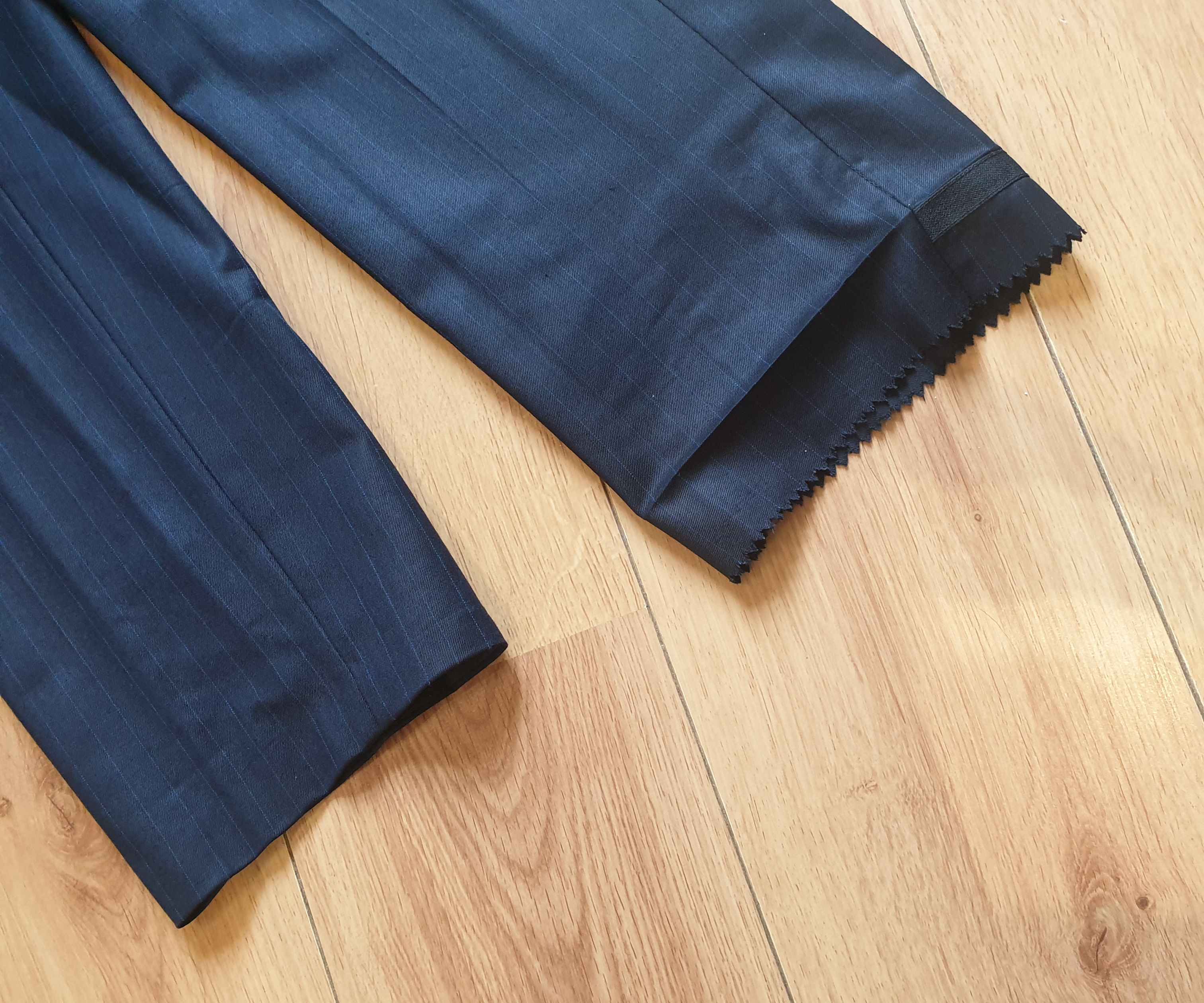 How to Use Hemming Tape (Wonderweb) on Trousers