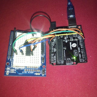 Using the Arduino Uno to Program ATTINY84-20PU