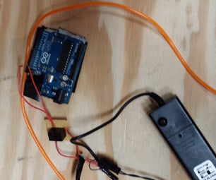 Control EL Wire With an Arduino