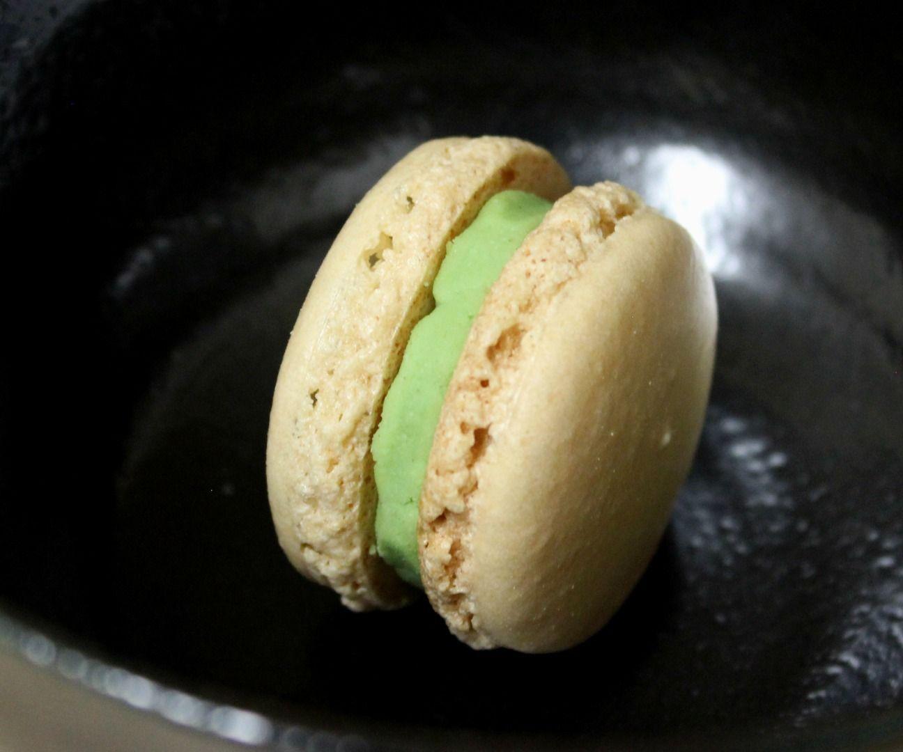 Wasabi Macarons April Fool's Prank   Josh Pan