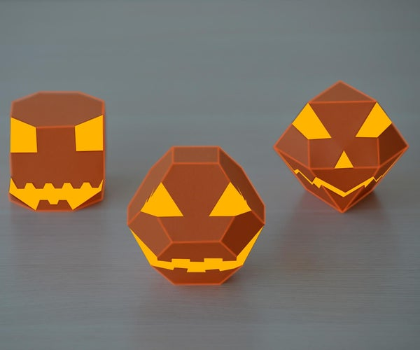 Need More Jack-o'-lanterns? Maybe Archimedes Will Help Us?