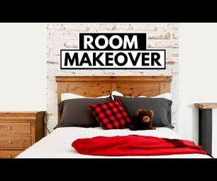 Extreme Bedroom Makeover