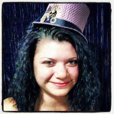 Victorian Steampunk Hat