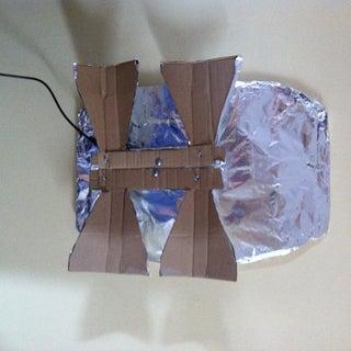Powerful Modern Homemade HDTV Antenna