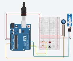 Memory Button for Potentiometer Servo Setup on Arduino: Motion Memory Loop