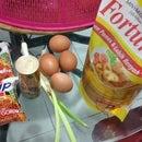 """How to Make Martabak Mie"""