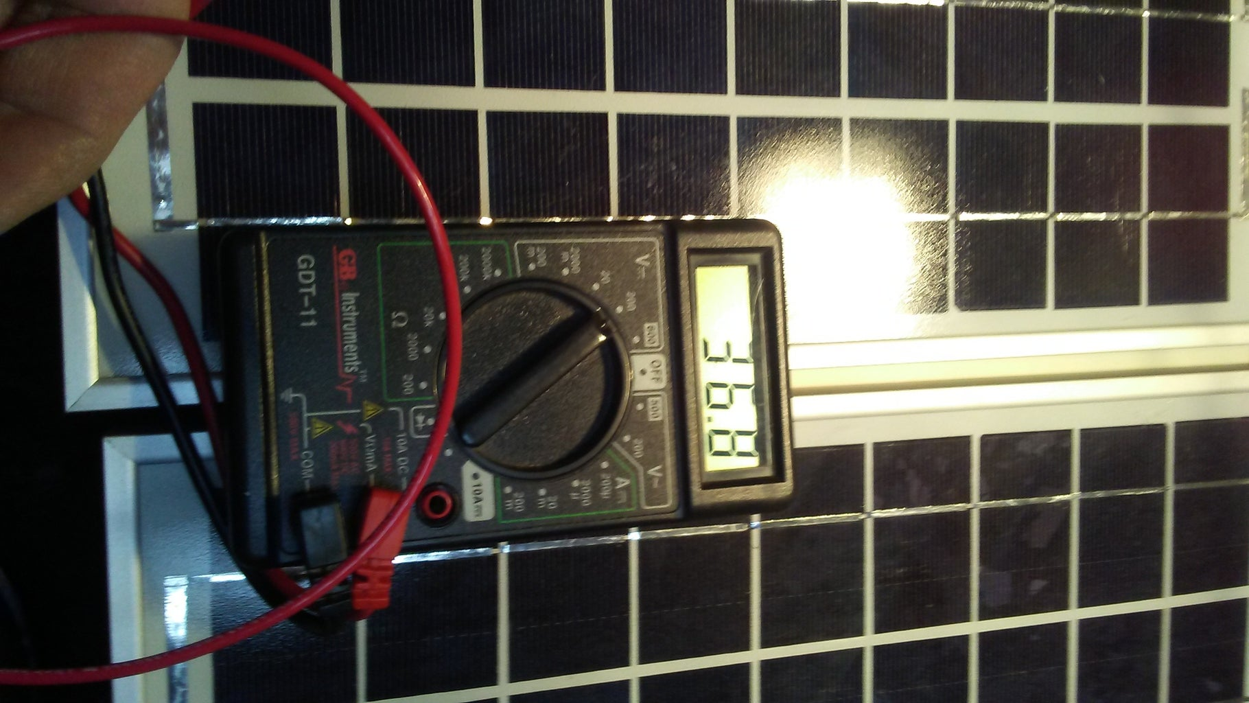 Solar Panels...
