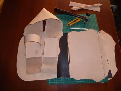 Pre-stitching Pockets