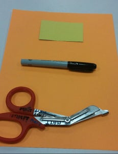 Object Oriented Programming: Creating Objects Learning/Teaching Method/Technique Using Scissors