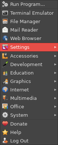 Alter Settings-Display Customize Our Desktop