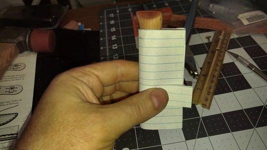 Fold the Paper Pattern