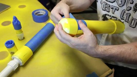 Paint the Components & Assemble It