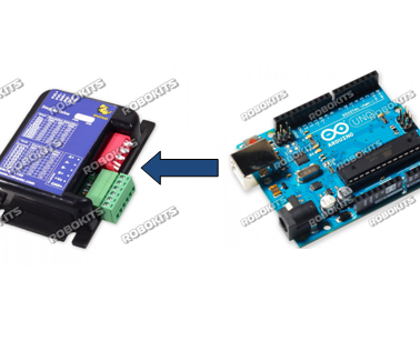 Control Nema Stepper Motor With Arduino And Micro stepping Drive