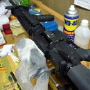 Cleaning and Maintenance of the AR-15