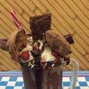Chocolate Frozen Freak Shake