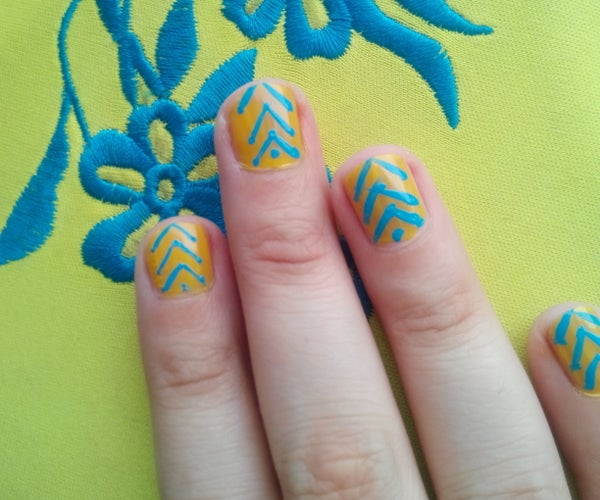 Nail Art Hack 1