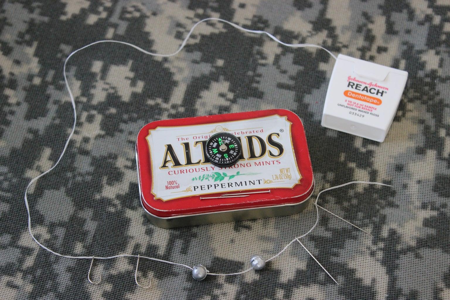 Compass, Pins & Needles