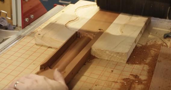 Prep the Wood, Cut the Body