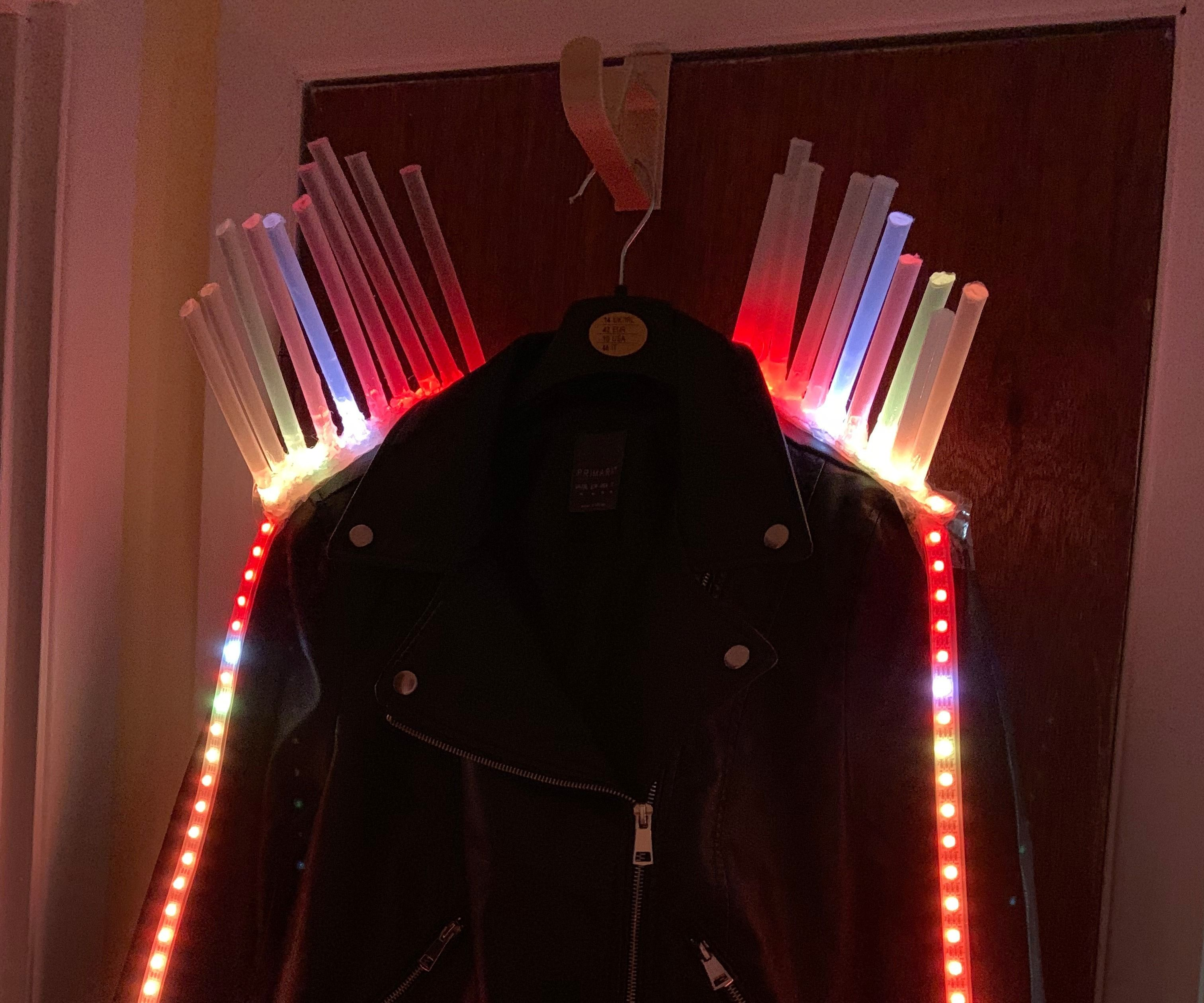 Neopixel Light Up Glue Sticks - Sophylights