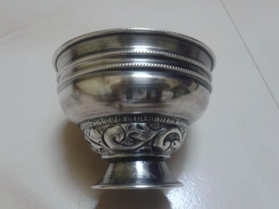 Cleaning Silver Bowl