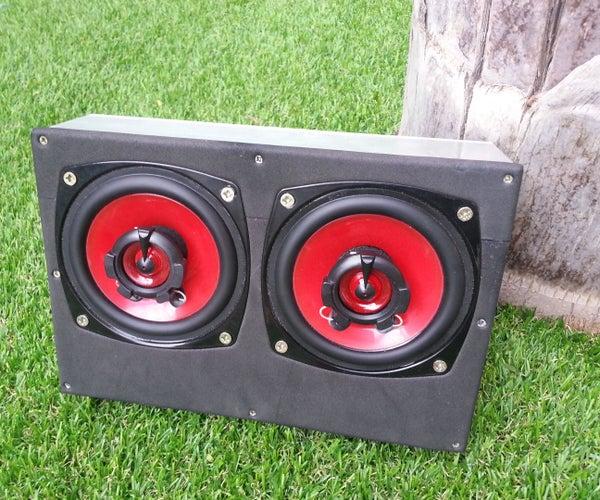 The Unthinkable Portable Speaker(Under 35€)
