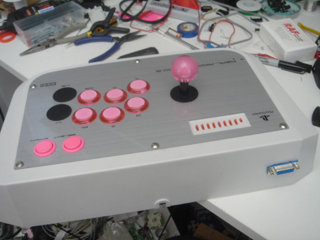 How to Install a Universal PCB into an Arcade Stick