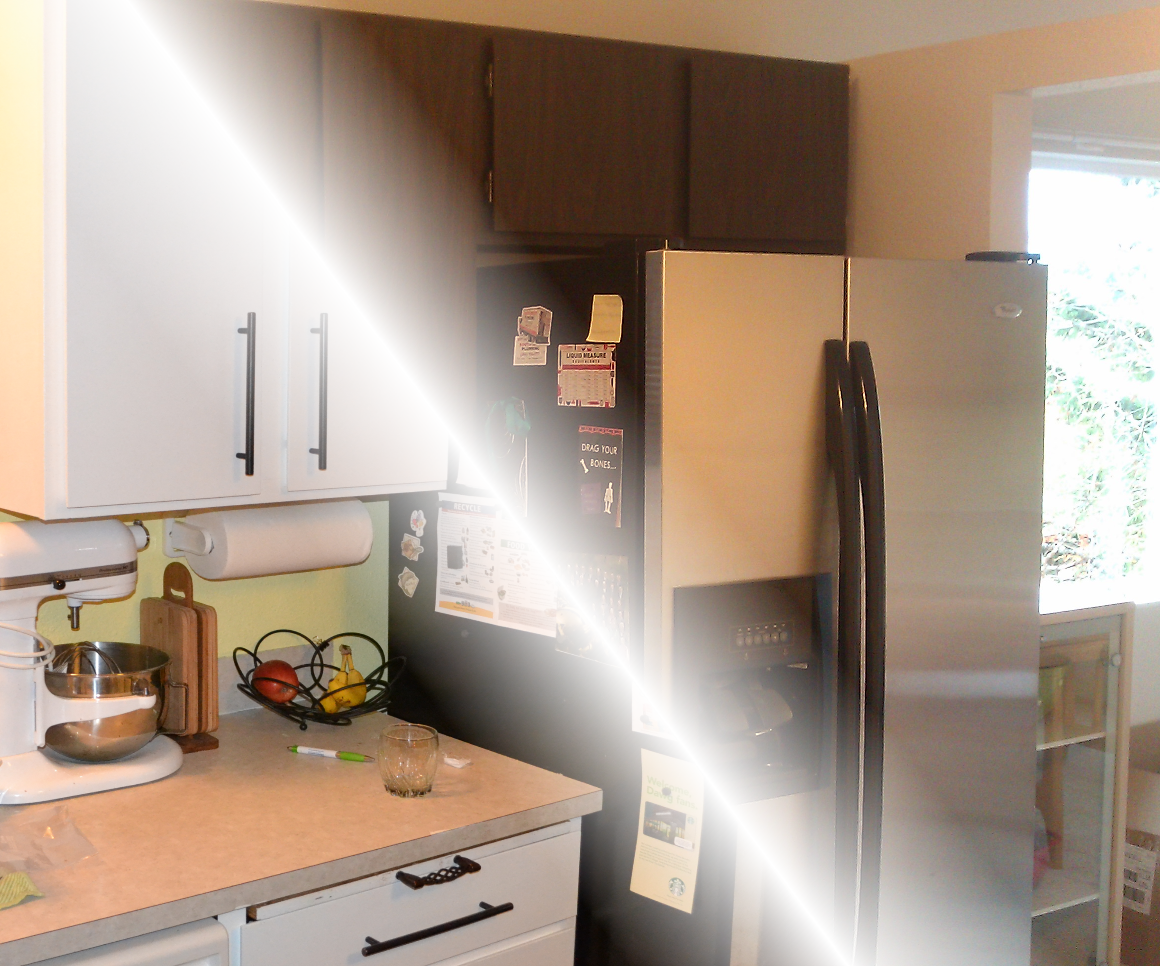 Remodeling: Refreshing Kitchen Cabinets