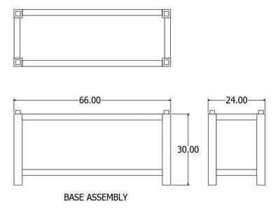 Full Base Assembly
