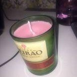 How to Make a Bottle Candle
