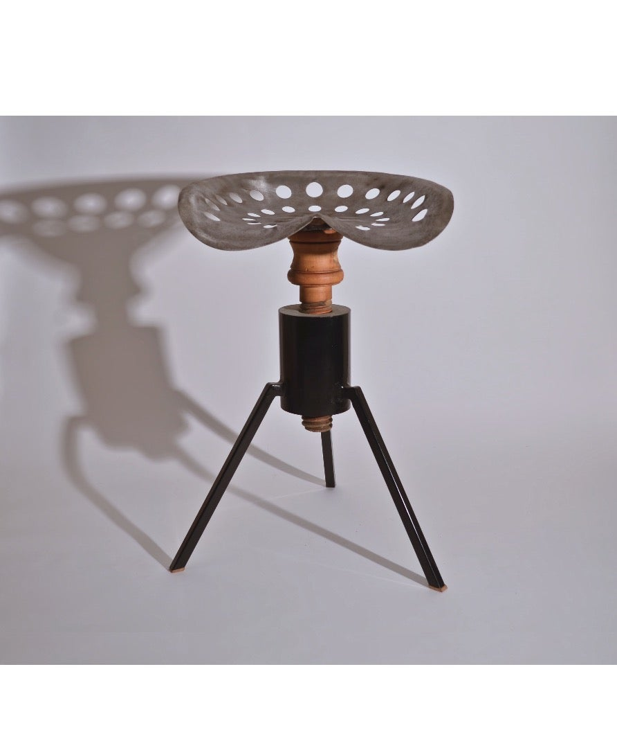 The Tractor Stool